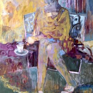 Pause café 72x97  h/c
